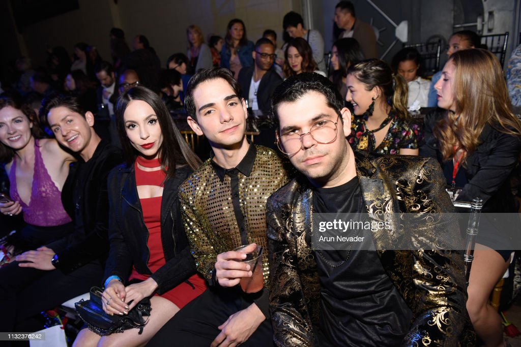 CA: Backstage at Los Angeles Fashion Week FW/19 Powered by Art Hearts Fashion