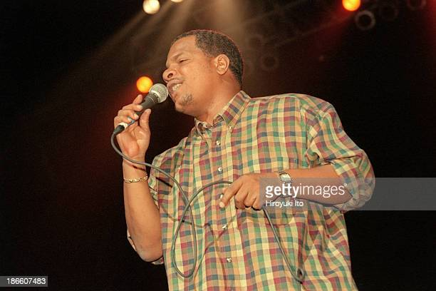 Kassav performing at Hammerstein Ballroom on Friday night July 23 1999This imageJeanPhilippe Marthely