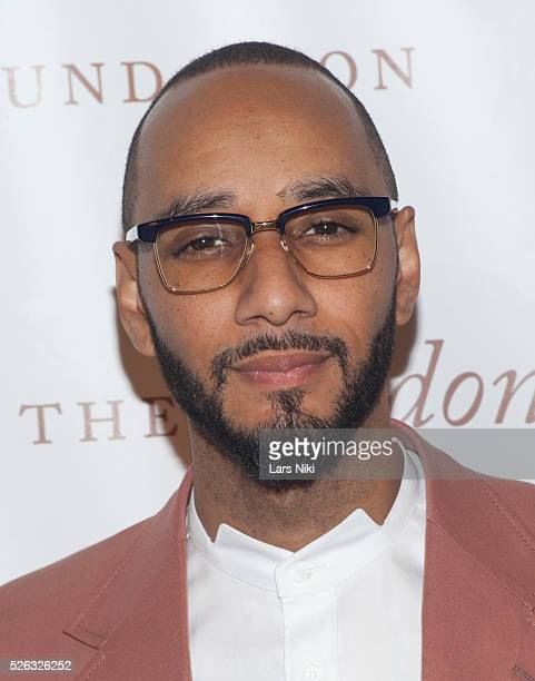 Kasseem Dean attends the Gordon Parks Foundation Awards Dinner at the Plaza Hotel in New York City �� LAN