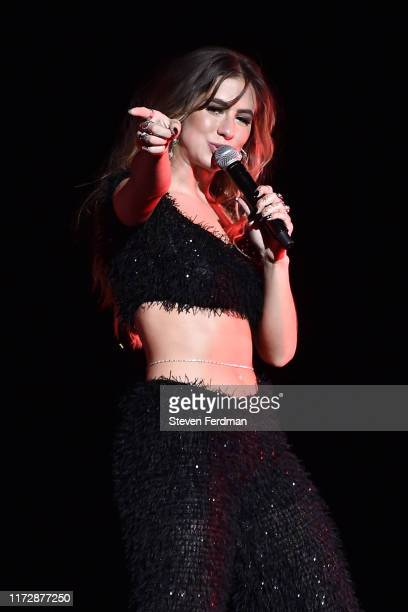 Kassi Ashton performs at Radio City Music Hall on September 06 2019 in New York City