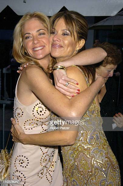 Kassie DePaiva and Nancy Lee Grahn during 32nd Annual Daytime Emmy Awards Outside Arrivals at Radio City Music Hall in New York City New York United...