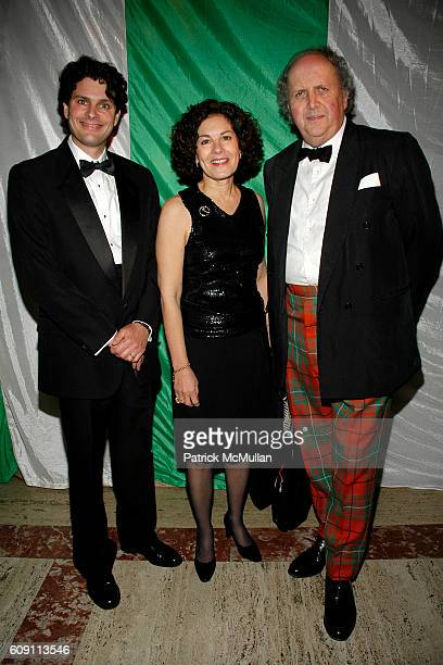 Kasten Meier Robin Straus and Alexander McCall Smith attend 'AN EVENING OF READINGS' at LITERACY PARTNERS Annual Gala Honoring Arnold Scaasi Liz...