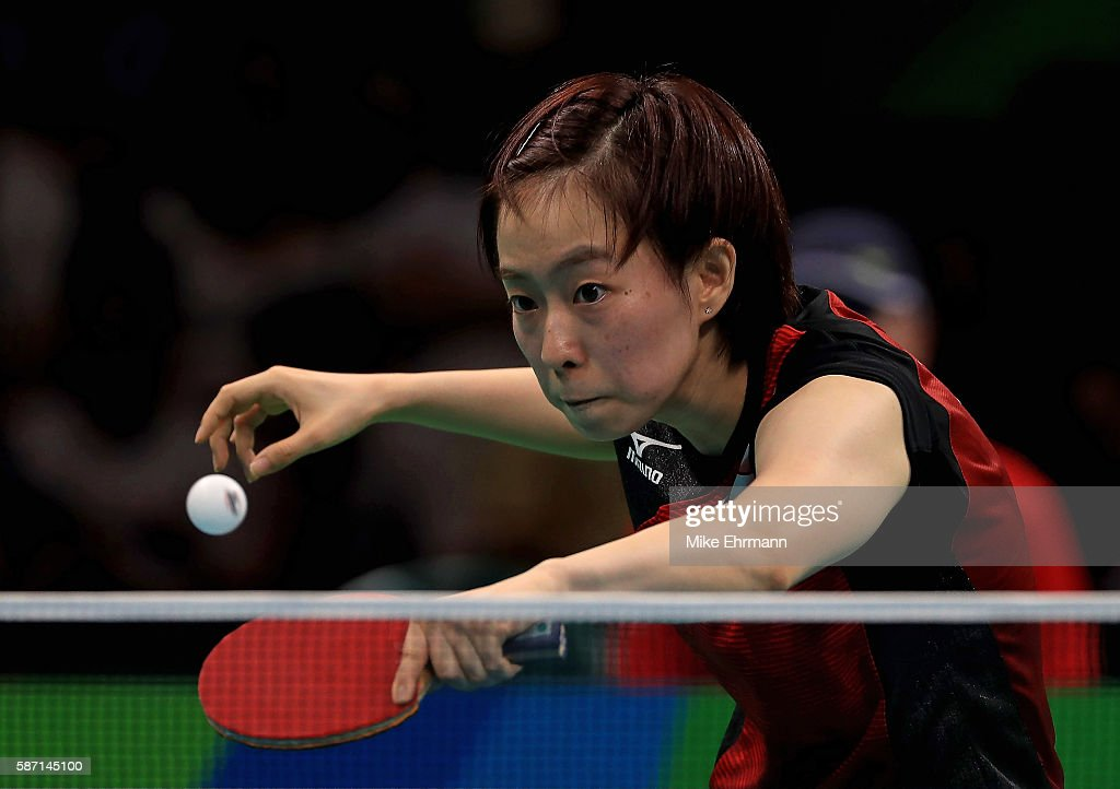 Table Tennis - Olympics: Day 2 : News Photo