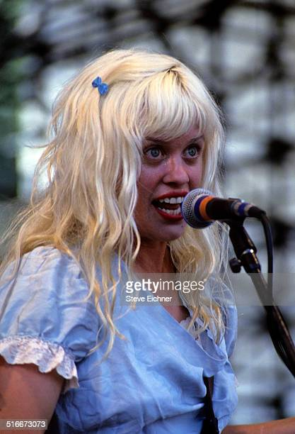 Kat Bjelland of Babes In Toyland at Lollapalooza Waterloo New Jersey July 13 1993