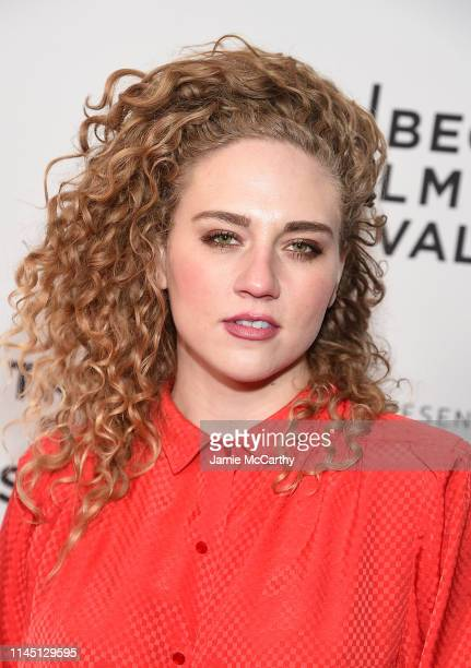 Kat Cunning attends the Mystify Michael Hutchence screenign at the 2019 Tribeca Film Festival at SVA Theater on April 25 2019 in New York City