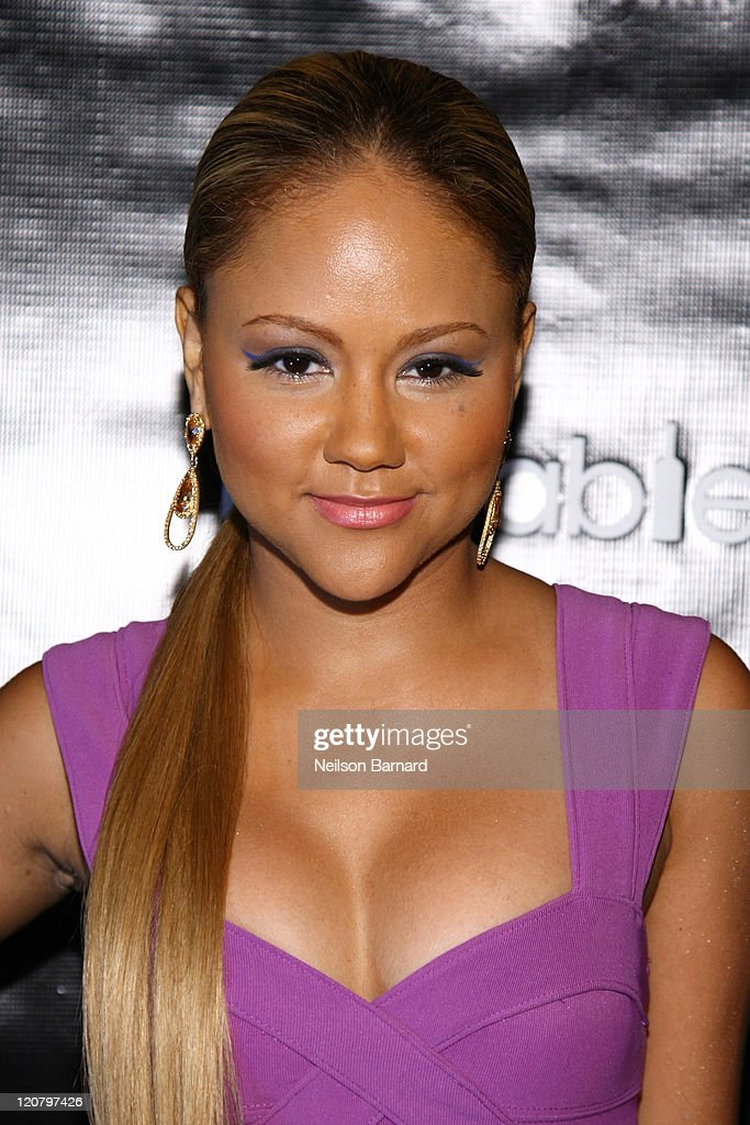 Kat DeLuna Attends NiteTables.com Launch Party At Hudson Terrace On August  10, 2011