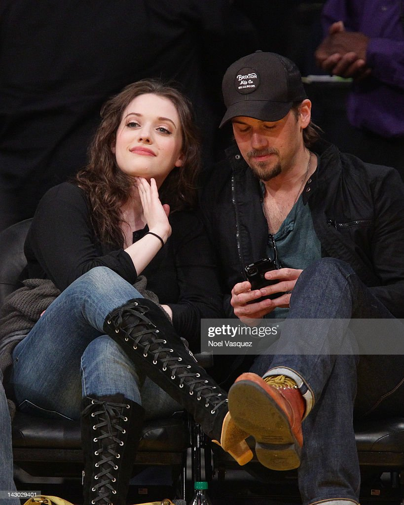 How long have kat dennings and nick zano been dating