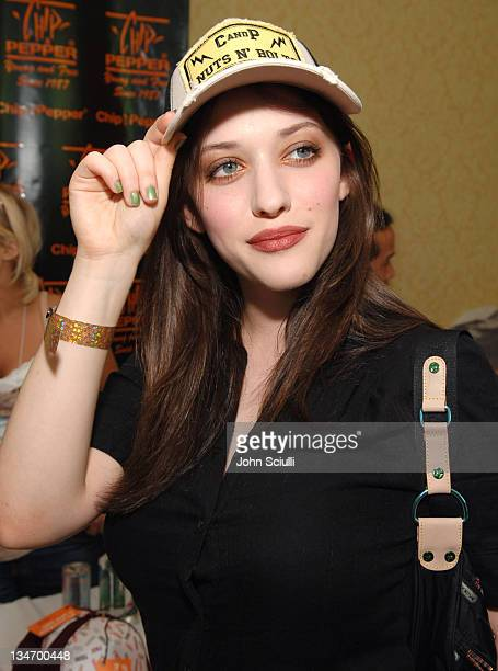 Kat Dennings at Chip and Pepper during Melanie Segal's Platinum Luxury Gifting Suite in Celebration of the 58th Annual Emmys and the 2006 MTV VMAs...