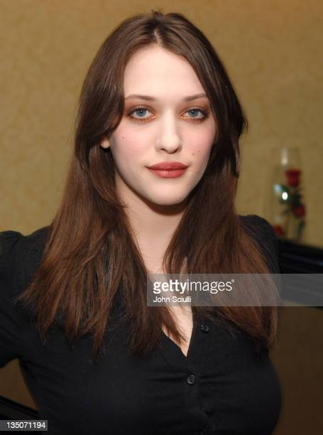 Kat Dennings during Melanie Segal's Platinum Luxury Gifting Suite in Celebration of the 58th Annual Emmys and the 2006 MTV VMAs Day 1 at Le Meridien...