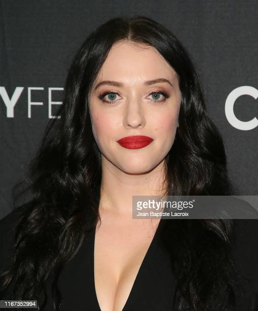 Kat Dennings of 'Dollface attends The Paley Center for Media's 2019 PaleyFest Fall TV Previews Hulu at The Paley Center for Media on September 10...