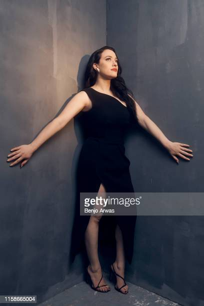 Kat Dennings of Hulu's 'Dollface' poses for a portrait during the 2019 Summer TCA Portrait Studio at The Beverly Hilton Hotel on July 26 2019 in...