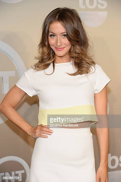 Kat Foster attends the TBS / TNT Upfront 2014 at The Theater at Madison Square Garden on May 14 2014 in New York City 24674_002_0351JPG