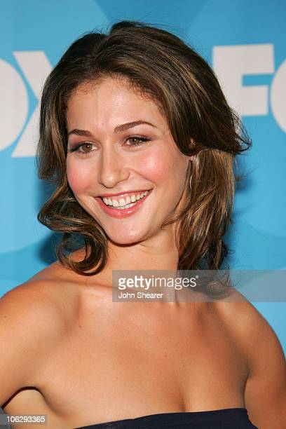 Kat Foster during 2006 FOX TCA Summer Party Arrivals at RitzCarlton in Los Angeles California United States