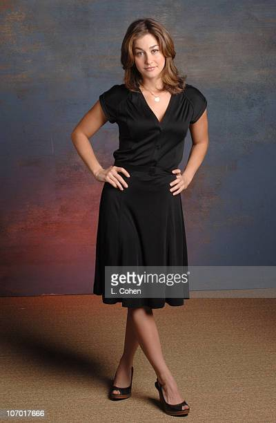 Kat Foster during FOX Broadcasting Fall 2006 Portraits at Hollywood Center in Hollywood California United States
