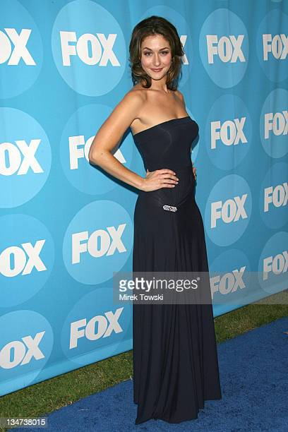 Kat Foster during FOX TCA Party Red Carpet at Ritz Carlton Huntington Hotel in New York City New York United States