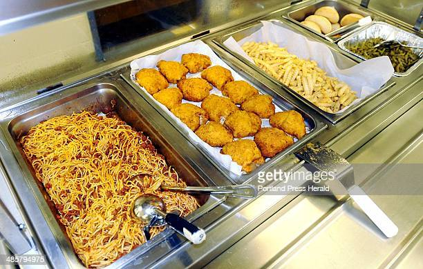 Wednesday June 16 2010 Diners enjoyed items such as spaghetti chicken kiev french fries and green beans The program offers three hot meals Monday...