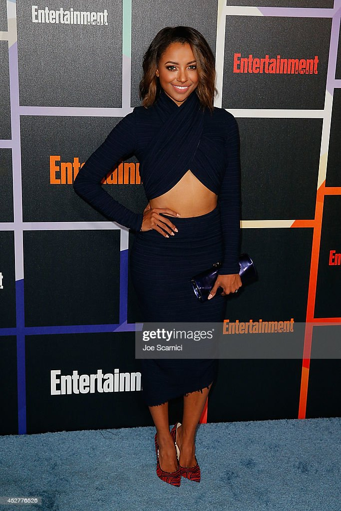Entertainment Weekly's Annual Comic Con Celebration - Arrivals - Comic-Con International 2014 : News Photo