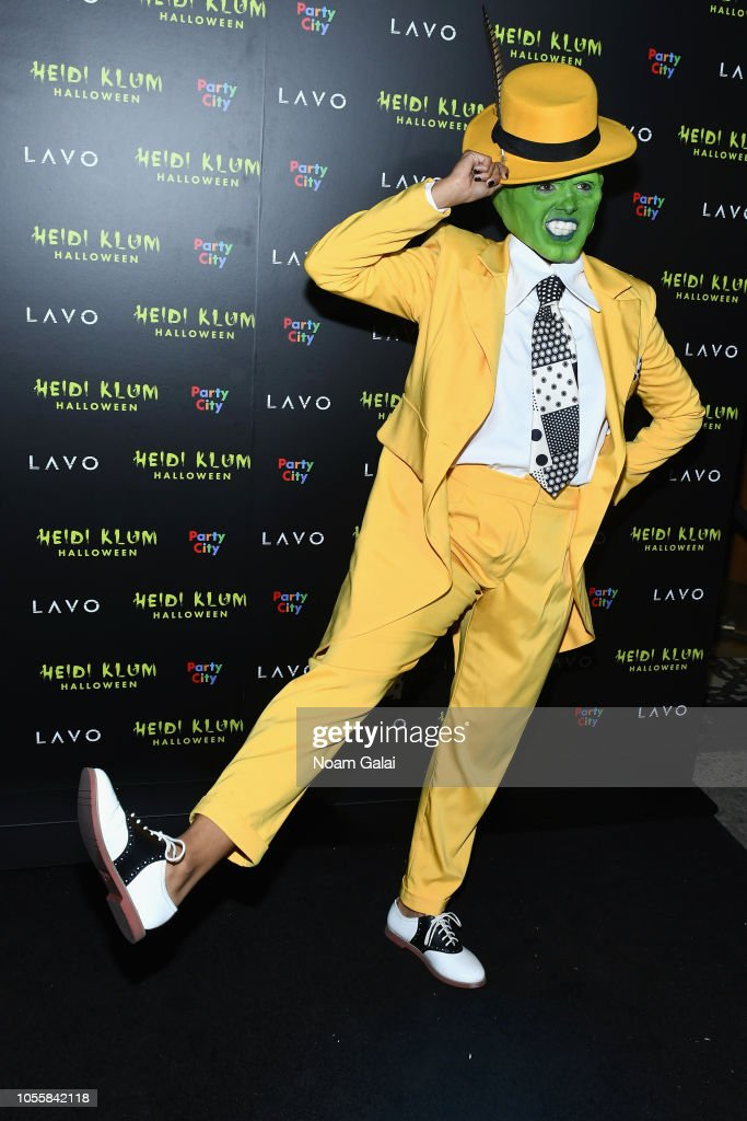 Heidi Klum's 19th Annual Halloween Party Presented By Party City And SVEDKA Vodka At LAVO New York - Arrivals : News Photo