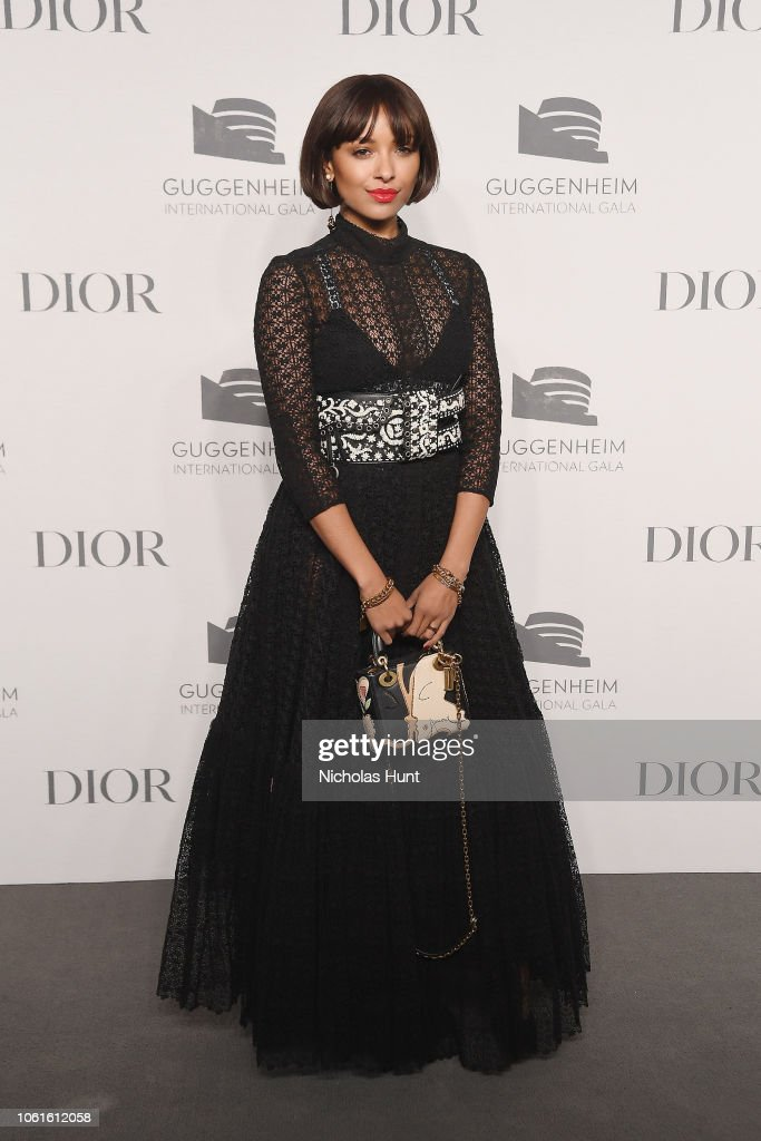 2018 Guggenheim International Gala Pre-Party, Made Possible By Dior : News Photo