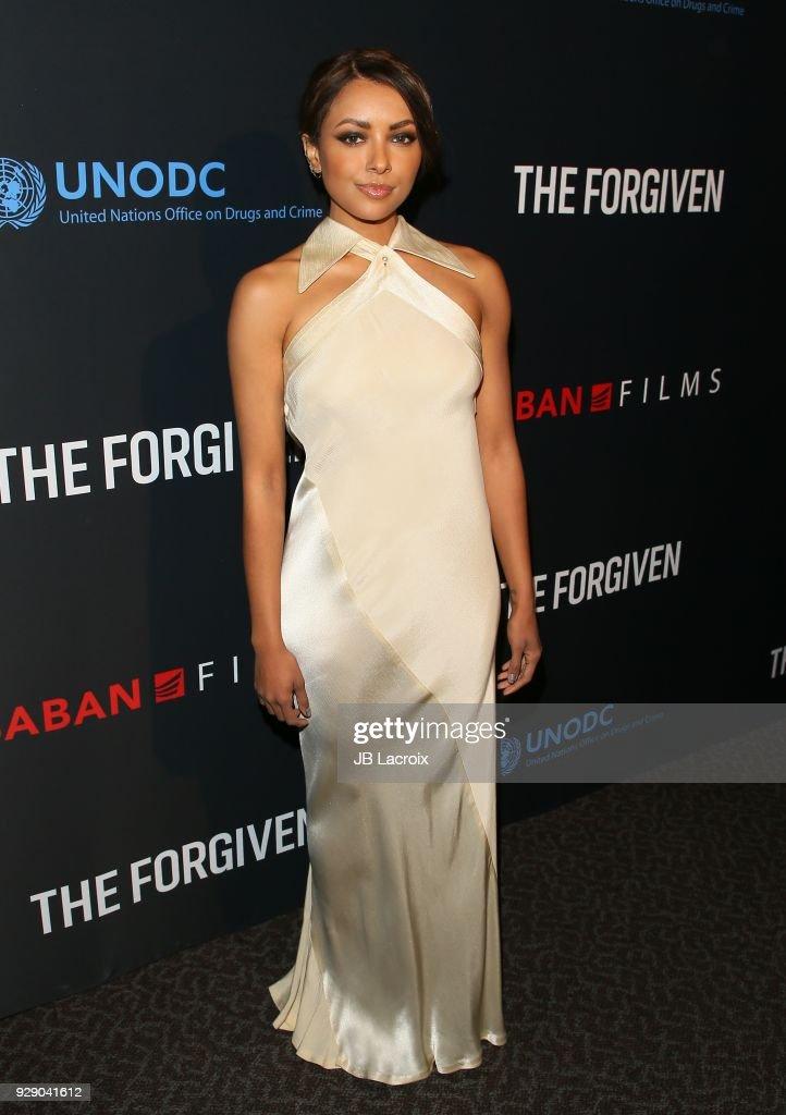 "Premiere Of Saban Films' ""The Forgiven"" - Red Carpet"