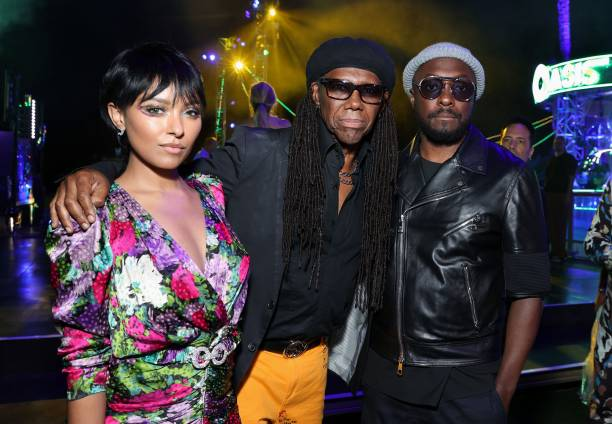 CA: The DiscOasis at the South Coast Botanic Garden with Groovemaster Nile Rodgers