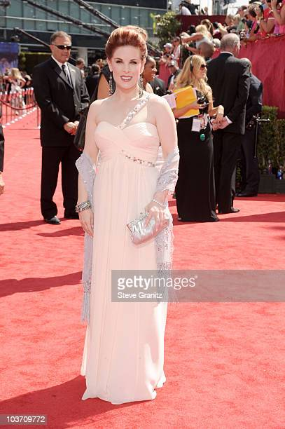 Kat Kramer arrives at the 62nd Annual Primetime Emmy Awards held at the Nokia Theatre LA Live on August 29 2010 in Los Angeles California