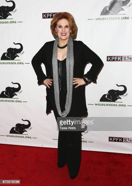 Kat Kramer at Tusk After Dusk Night Of 1000 Elephants at Bardot on November 4 2017 in Hollywood California