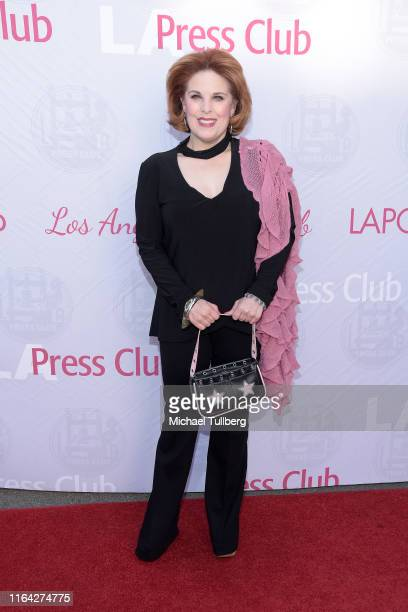 """Kat Kramer attends a screening of Tom Donahue's documentary """"This Changes Everything"""" on July 25, 2019 in Los Angeles, California."""