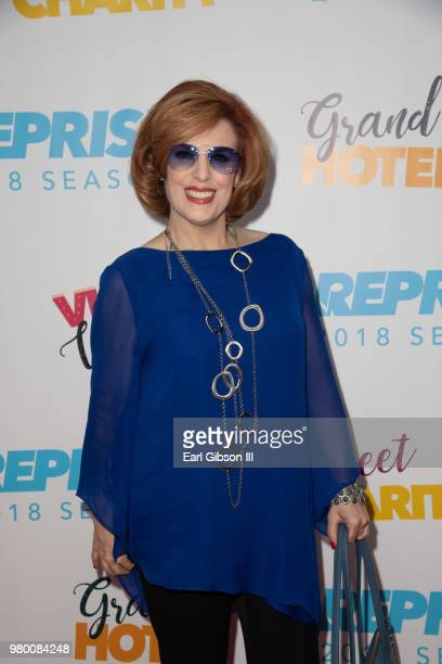 Kat Kramer attends Reprise 20 Presents Sweet Charity Opening Night Performance at Freud Playhouse UCLA on June 20 2018 in Westwood California