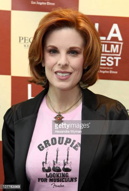 """Kat Kramer attends """"The Bully Project"""" Q & A during the 2011 Los Angeles Film Festival at Regal Cinemas L.A. LIVE on June 19, 2011 in Los Angeles,..."""