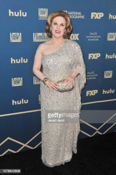 Kat Kramer attends the FOX FX and Hulu 2019 Golden Globe Awards After Party at The Beverly Hilton Hotel on January 6 2019 in Beverly Hills California