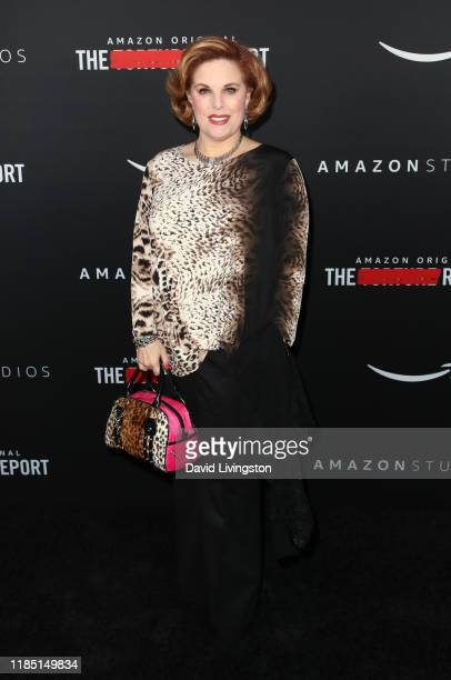 Kat Kramer attends the premiere dinner event for Amazon Studio's The Report at Chateau Hanare on November 02 2019 in Los Angeles California