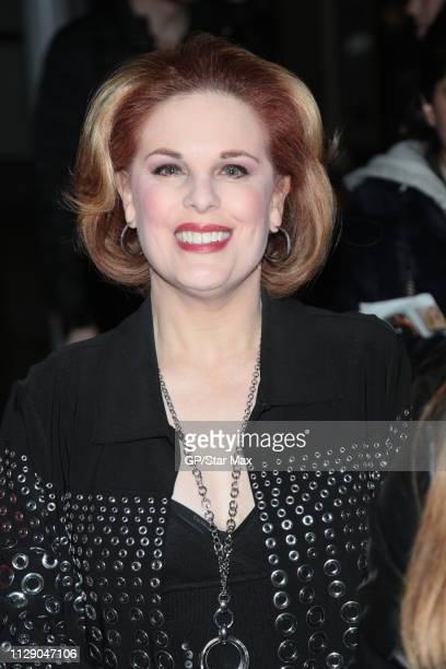 Kat Kramer is seen on March 6 2019 in Los Angeles