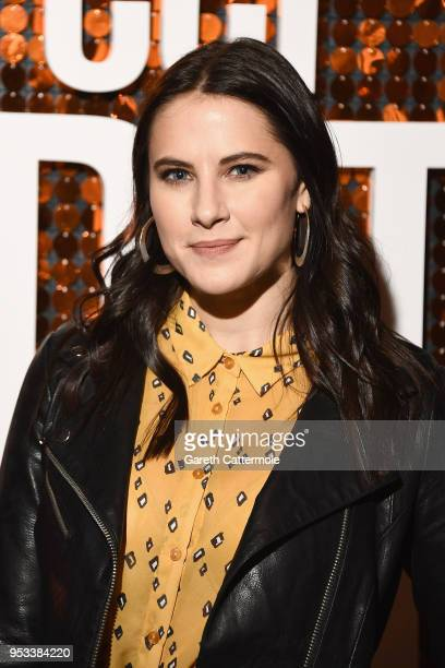 Kat Shoob attends a special screening of 'I Feel Pretty' at Picturehouse Central on May 1 2018 in London England