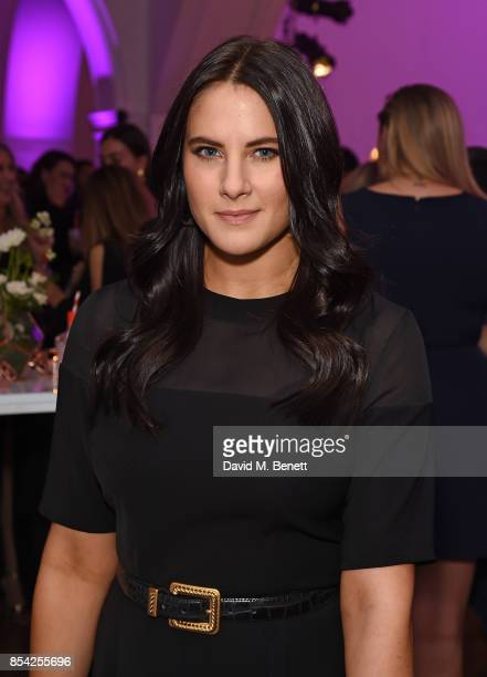 Kat Shoob attends the Marie Claire Future Shapers Awards drinks reception at One Marylebone on September 26 2017 in London England