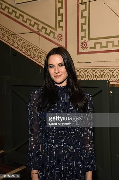 Kat Shoob attends the press night performance of Cirque du Soleil Amaluna on January 12 2017 in London United Kingdom