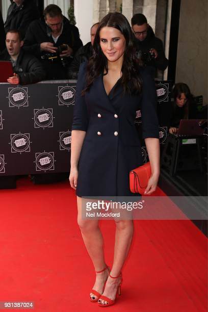Kat Shoob attends the TRIC Awards 2018 held at The Grosvenor House Hotel on March 13 2018 in London England