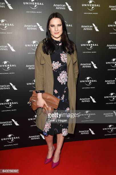 Kat Shoob attends the Universal Music preBRIT Award party at One Embankment on February 20 2017 in London England