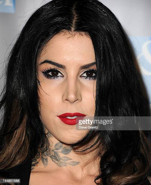 Kat Von D Arrives At The La Gay Lesbian Centers An Evening With Women
