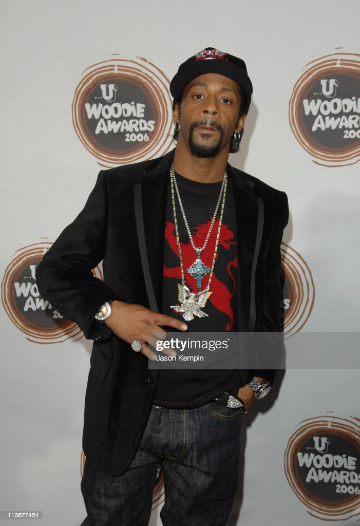 Kat Williams during 2006 mtvU Woodie Awards - Arrivals at Roseland Ballroom in New York City, New York, United States.