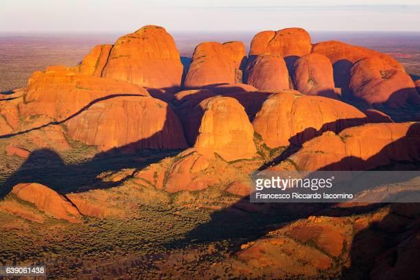 Kata Tjuta at sunrise, Australia