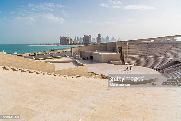 Katara Cultural Village, view of the Amphitheater
