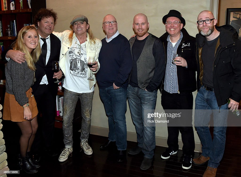 The Living Room Sessions To Benefit The T.J. Martell Foundation : News Photo