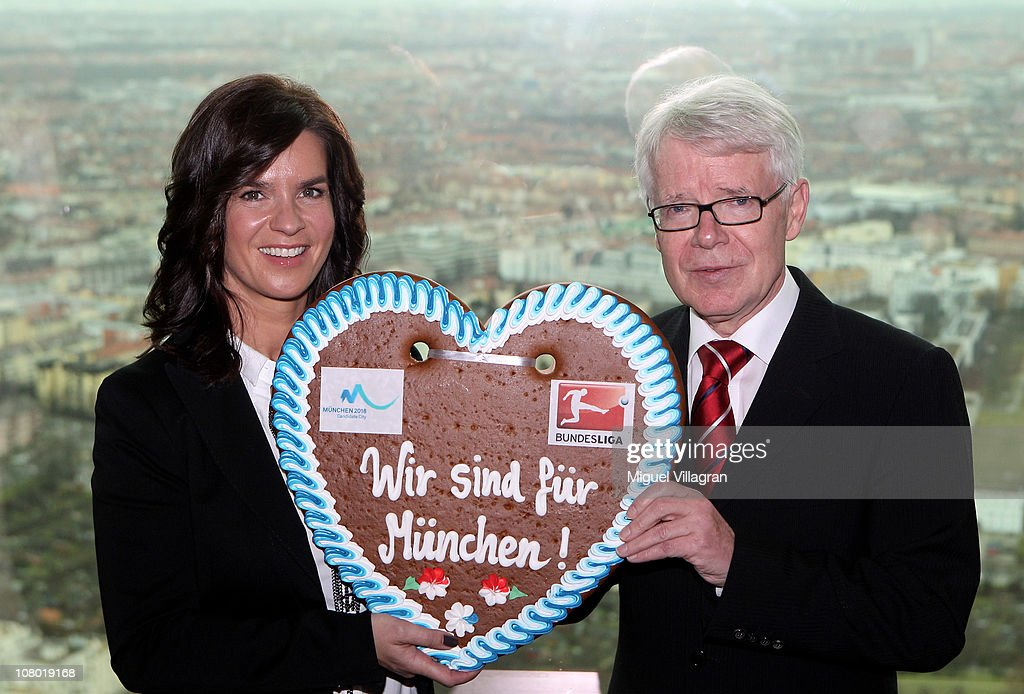 German Football League DFL Supports Munich 2018 Candidate City