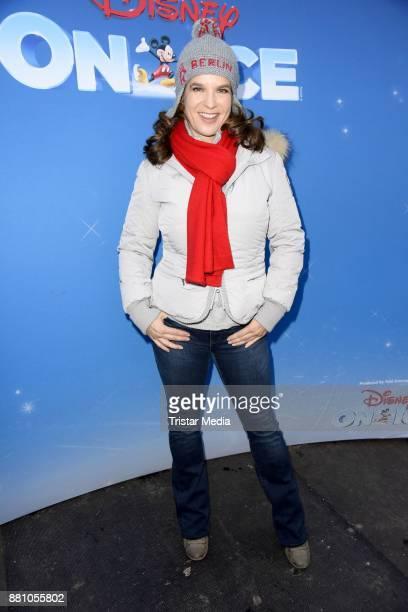 Katarina Witt during the 'Disney On Ice' Photo Call with Katarina Witt at Christmas Garden on November 28 2017 in Berlin Germany