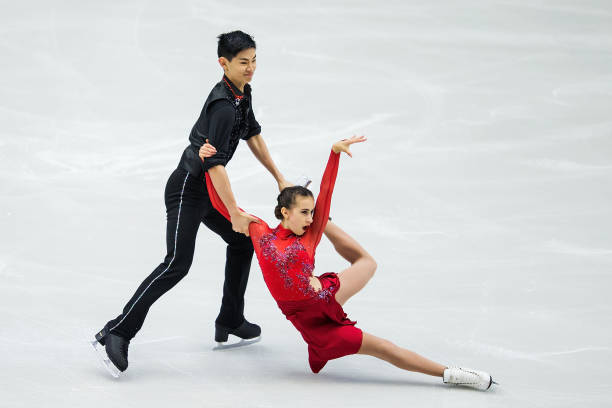 CZE: ISU Junior Grand Prix of Figure Skating - Ostrava
