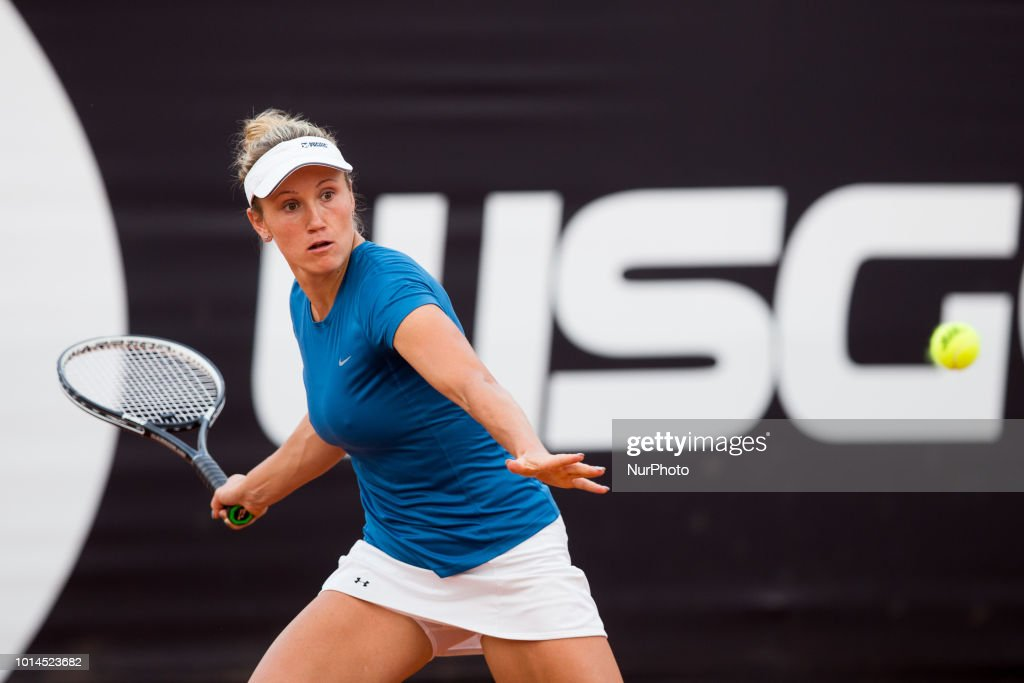 Warsaw - ITF Womens Circuit Tenis Tournament 2018 : News Photo