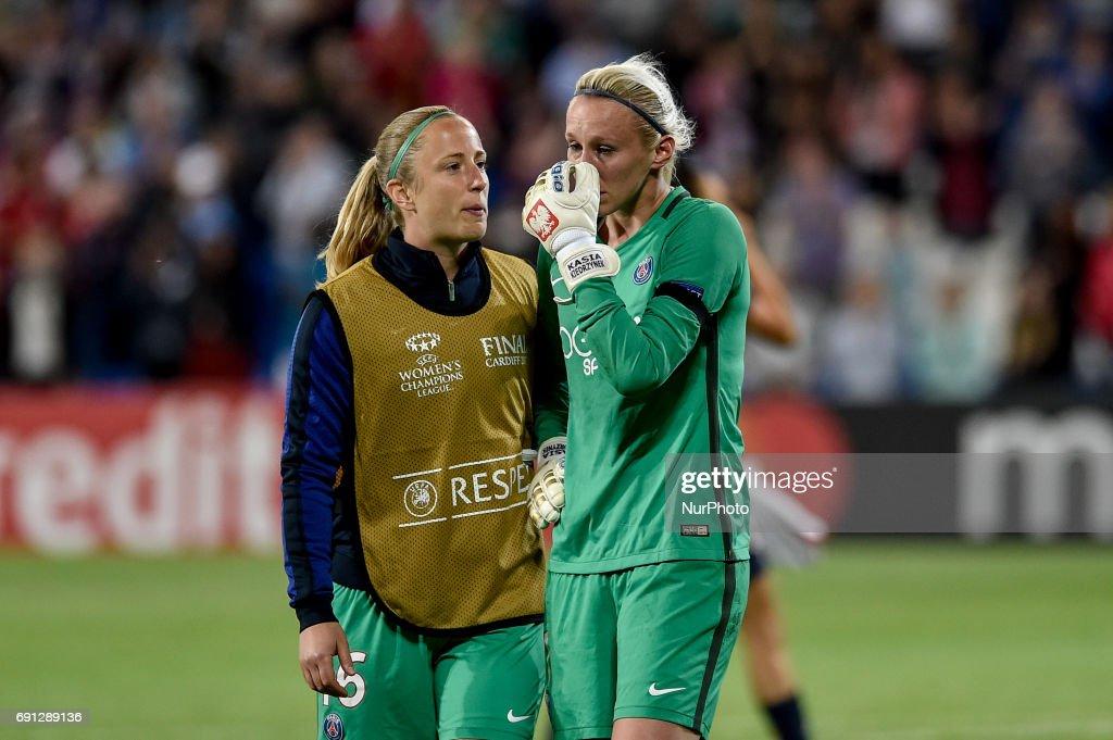 Olympique Lyonnais v Paris Saint-Germain - UEFA Women's Champions League final