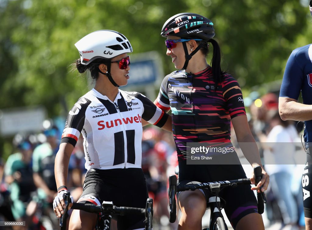 Amgen Tour of California Women's Race Empowered with SRAM - Stage 1 Elk Grove