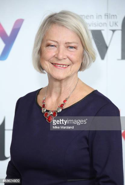 Kate Adie attends the 'Sky Women In Film and TV Awards' held at London Hilton on December 1 2017 in London England